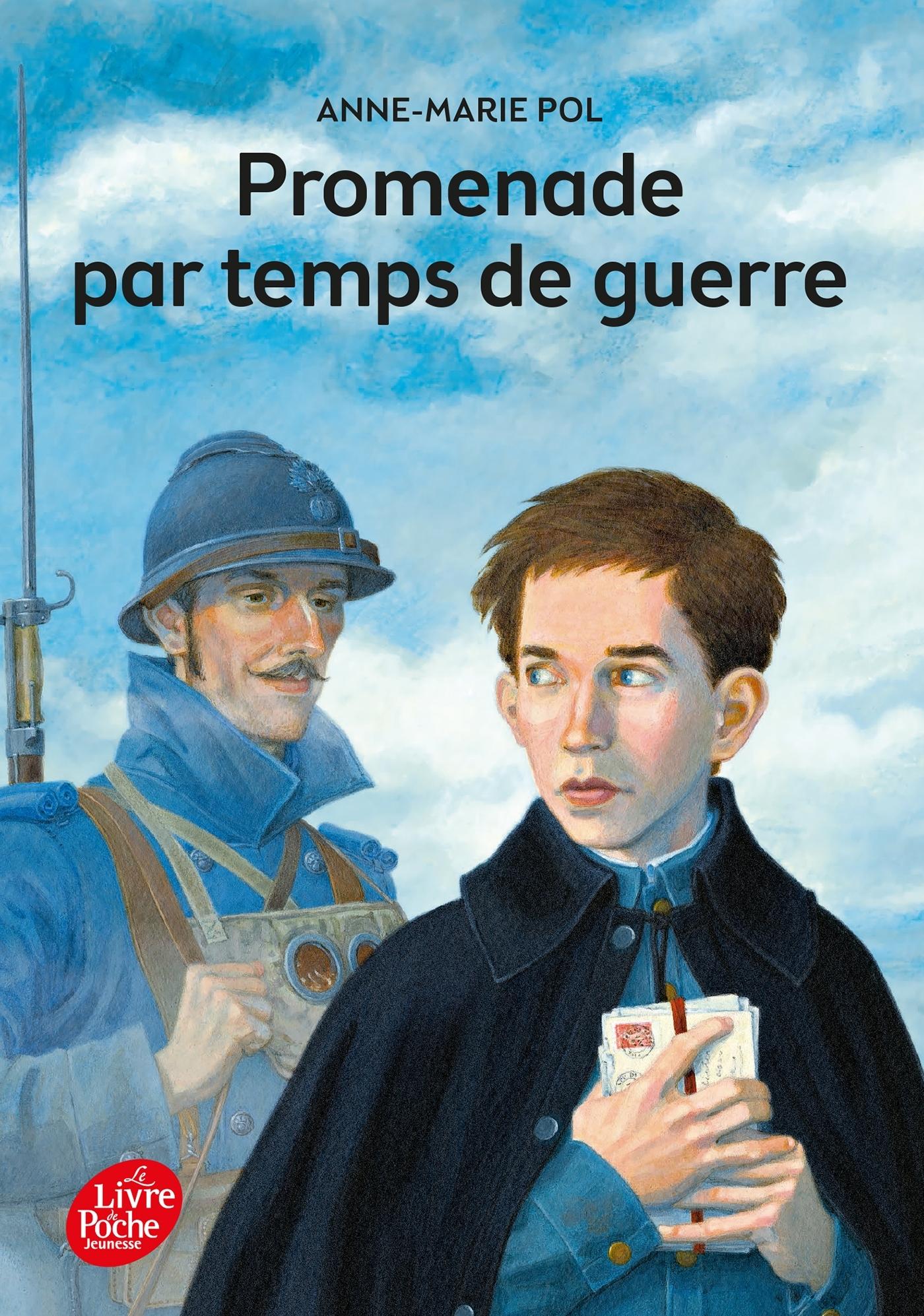 PROMENADE PAR TEMPS DE GUERRE