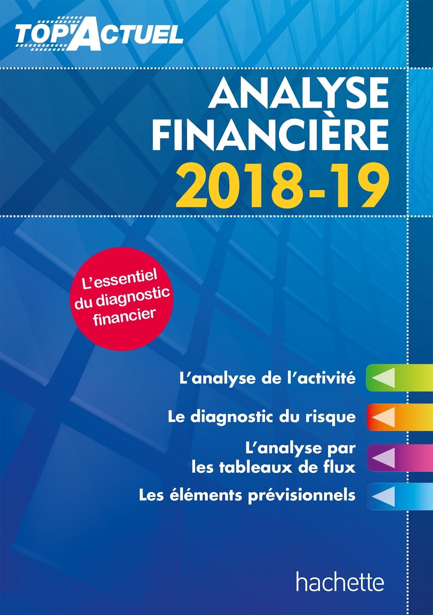 TOP'ACTUEL ANALYSE FINANCIERE 2018-2019