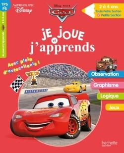 JE JOUE ET J'APPRENDS CARS TPS-PS
