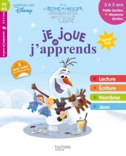 JE JOUE ET J'APPRENDS OLAF PS-MS