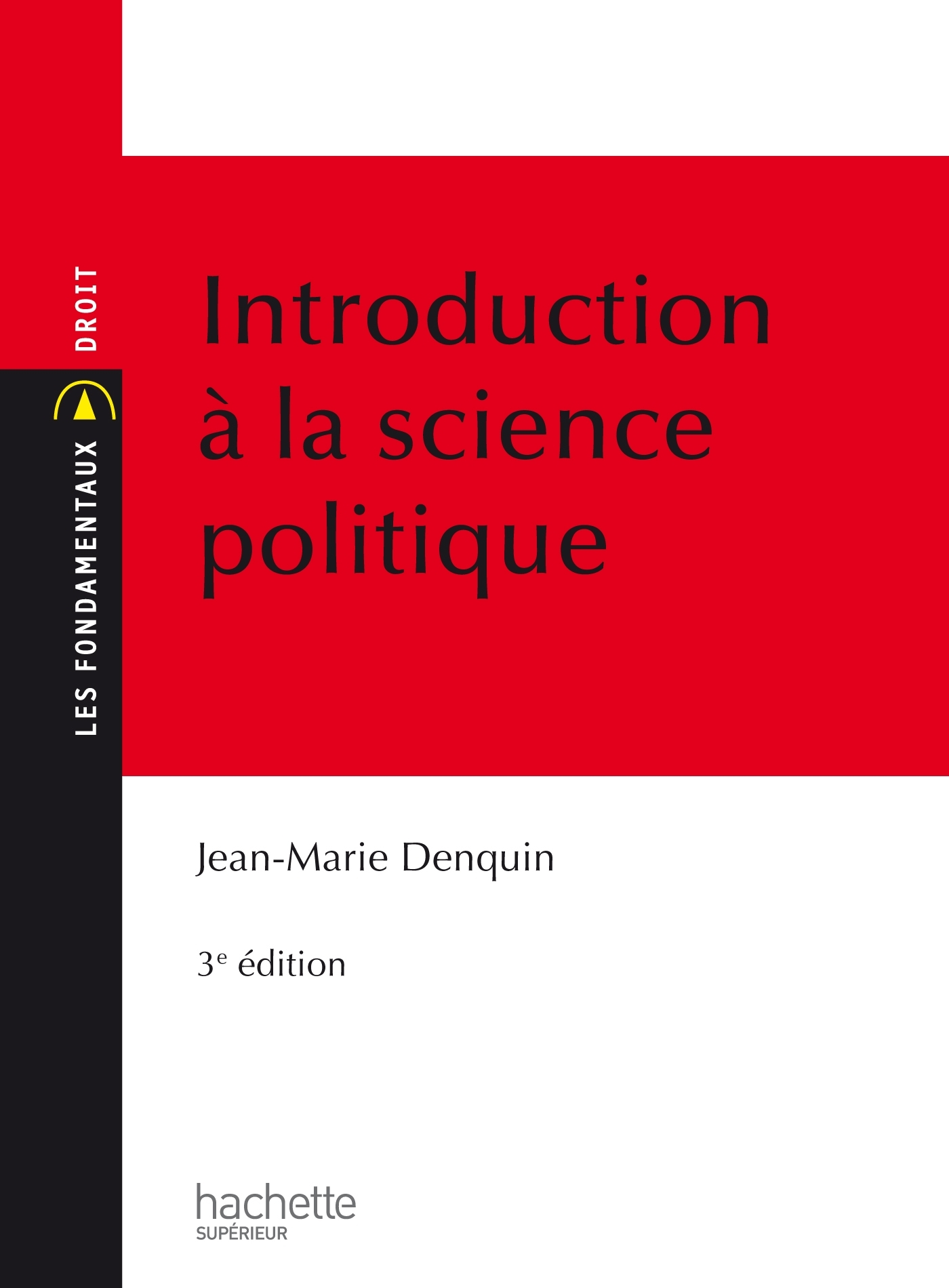 INTRODUCTION A LA SCIENCE POLITIQUE
