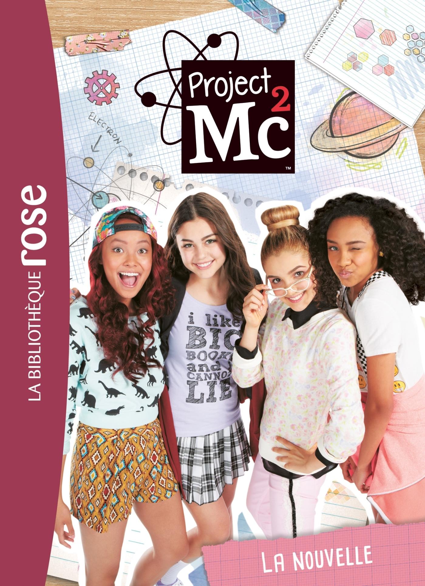 PROJECT MC  01 - LA NOUVELLE
