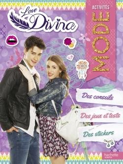 LOVE DIVINA - SPECIAL MODE LIVRE D'ACTIVITES
