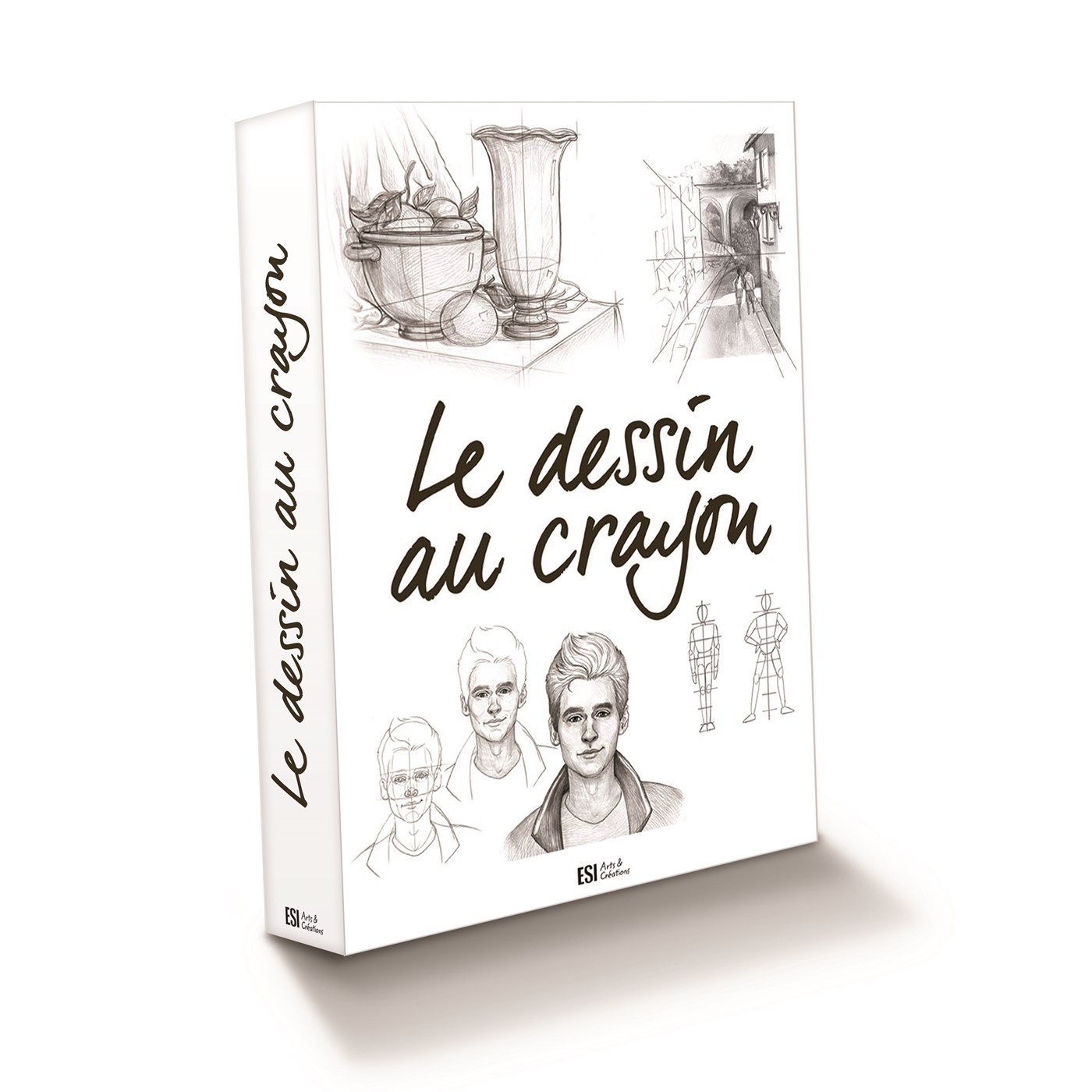 DESSIN AU CRAYON (LE)