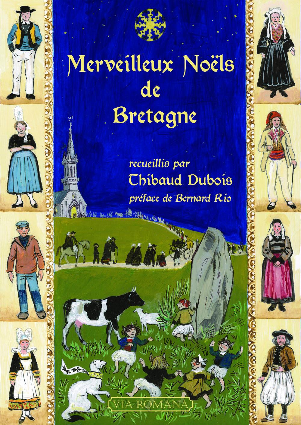 MERVEILLEUX NOELS DE BRETAGNE