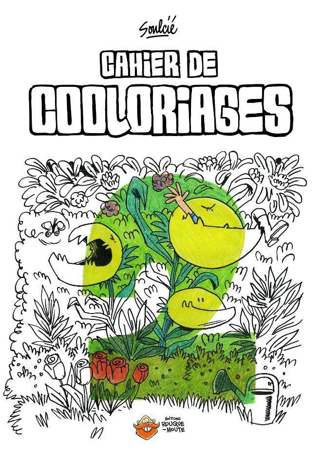 CAHIER DE COOLORIAGES T2