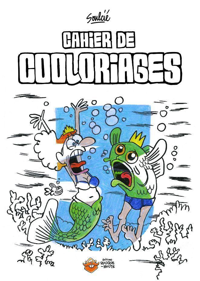 CAHIER DE COOLORIAGES T3