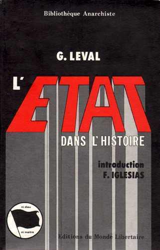 L'ETAT DANS L'HISTOIRE