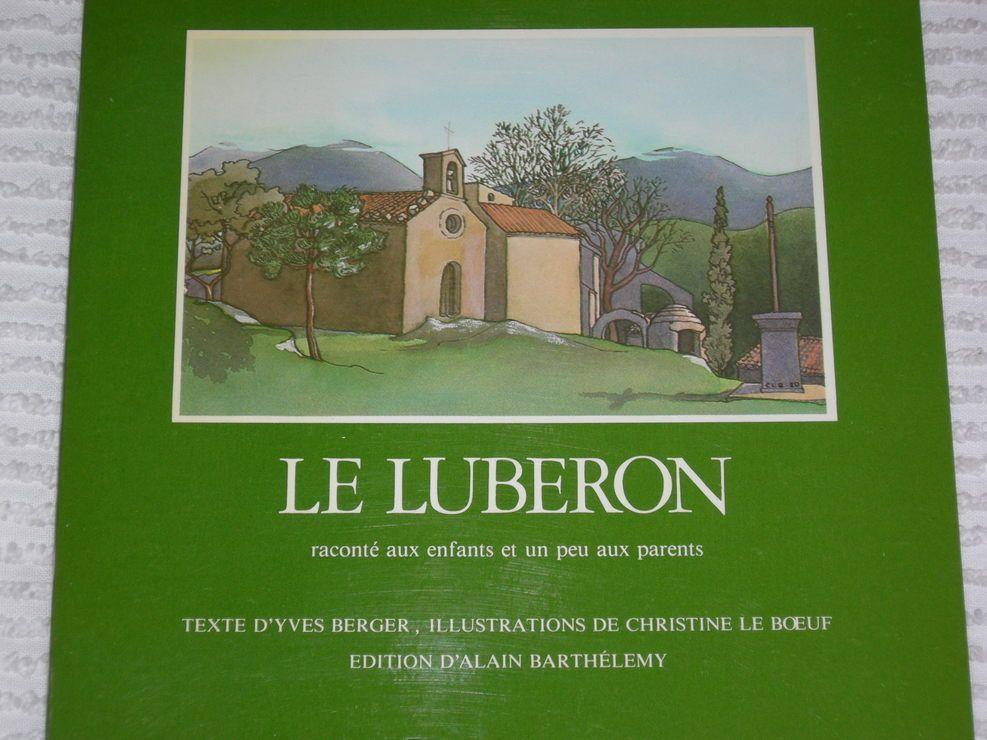 LE LUBERON RACONTE AUX ENFANTS