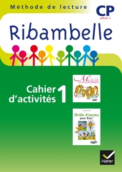 RIBAMBELLE CP SERIE VERTE, CAHIER D'ACTIVITES N 1 2009 - NON VENDU SEUL