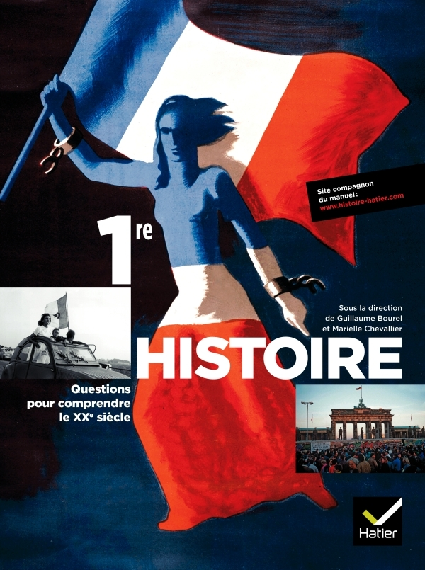 HISTOIRE 1RE ED. 2011 - MANUEL DE L'ELEVE