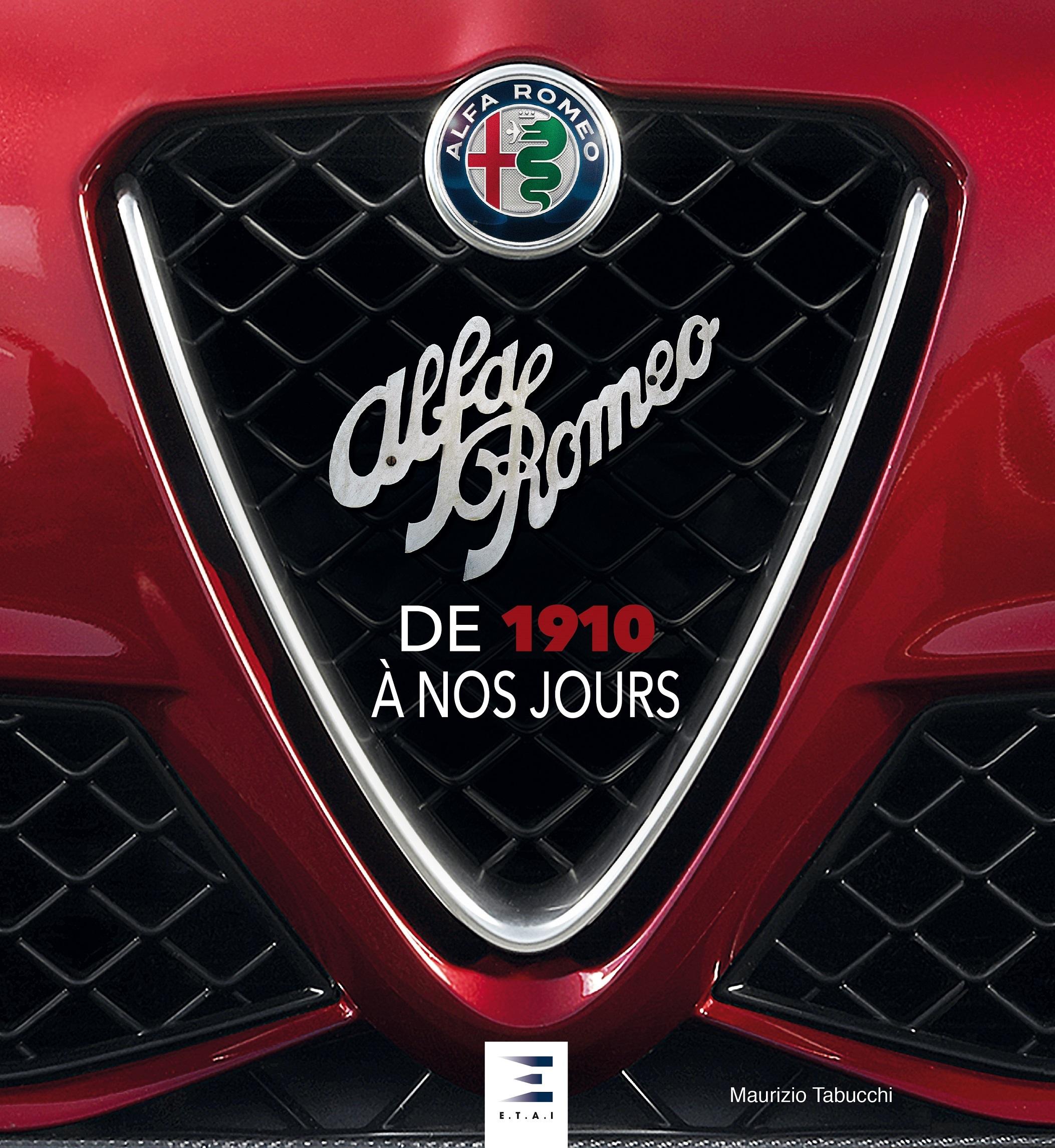 ALFA ROMEO DE 1910 A NOS JOURS