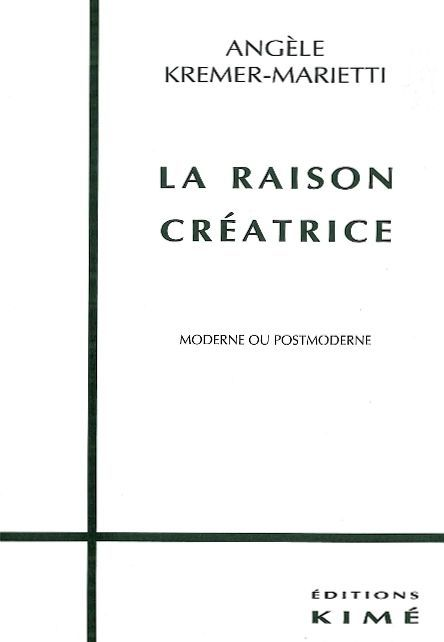 RAISON CREATRICE (LA)