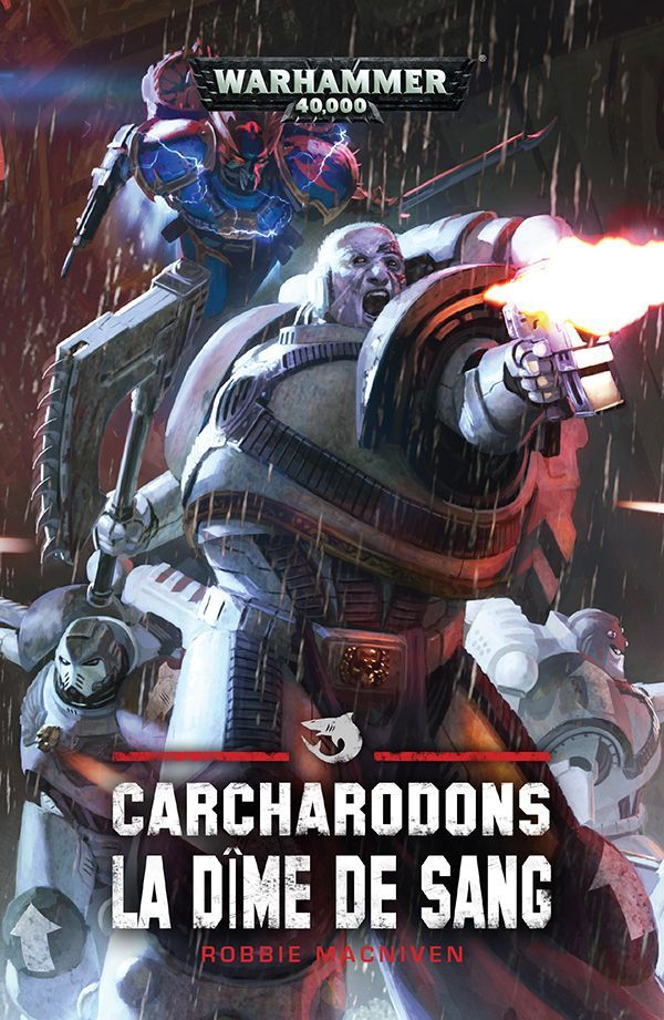 CARCHARADONS