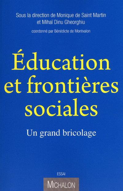 EDUCATION ET FRONTIERES SOCIAL