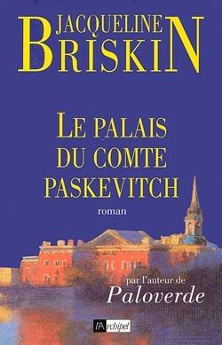 LE PALAIS DU COMTE PASKEVITCH