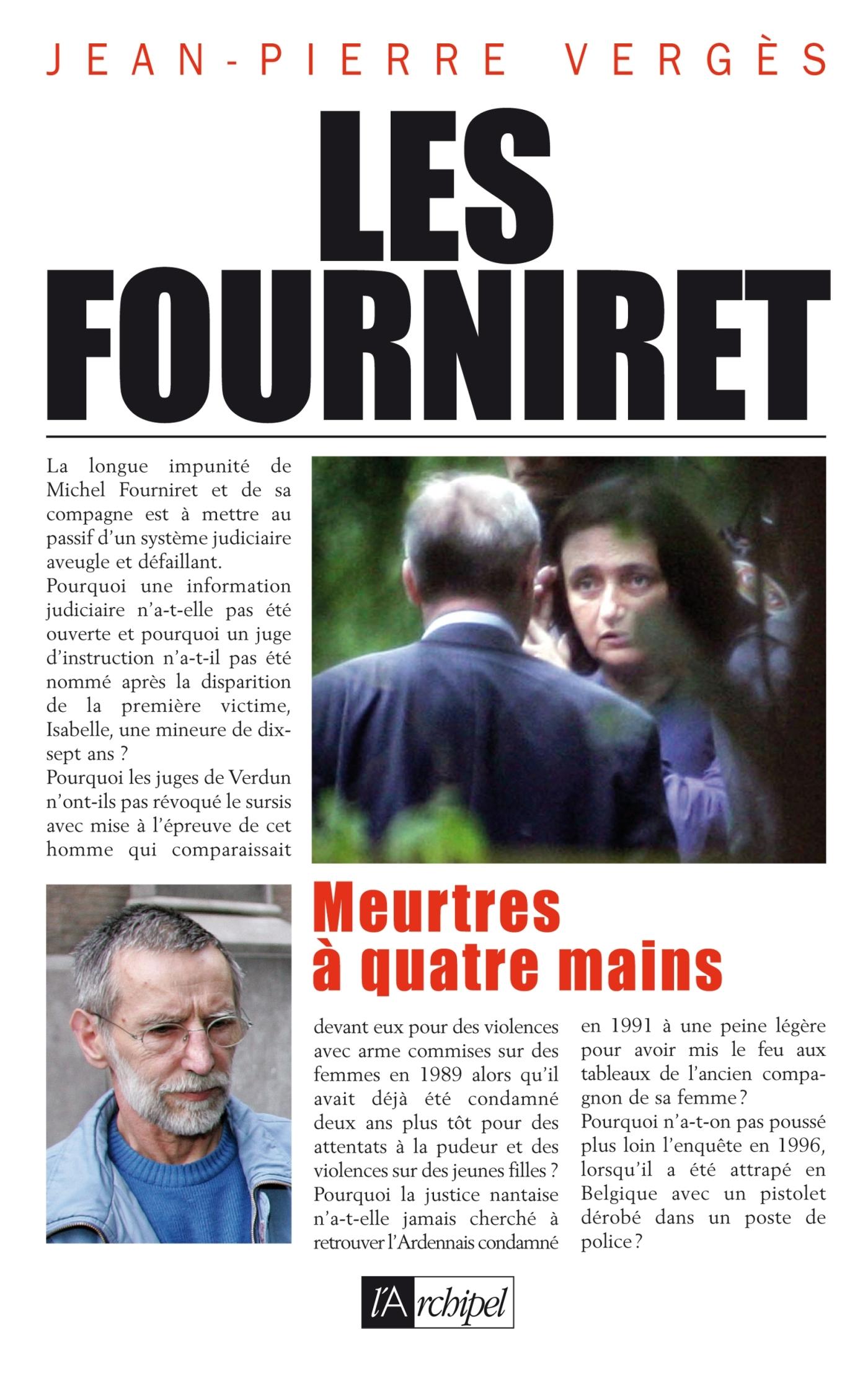 LES FOURNIRET, MEURTRES A QUATRE MAINS