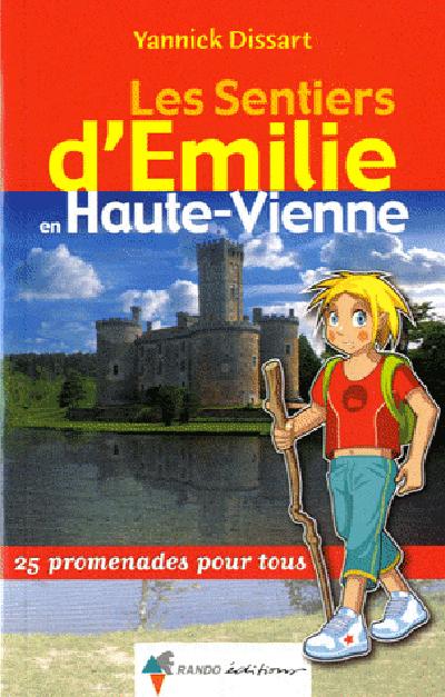 SENTIERS D'EMILIE EN HAUTE-VIENNE 2011