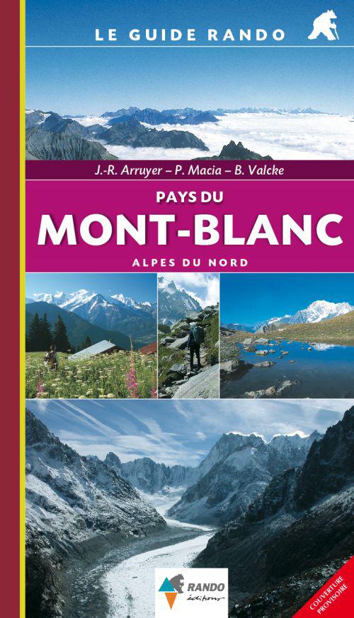 PAYS DU MONT-BLANC N.ED./GUIDE RANDO