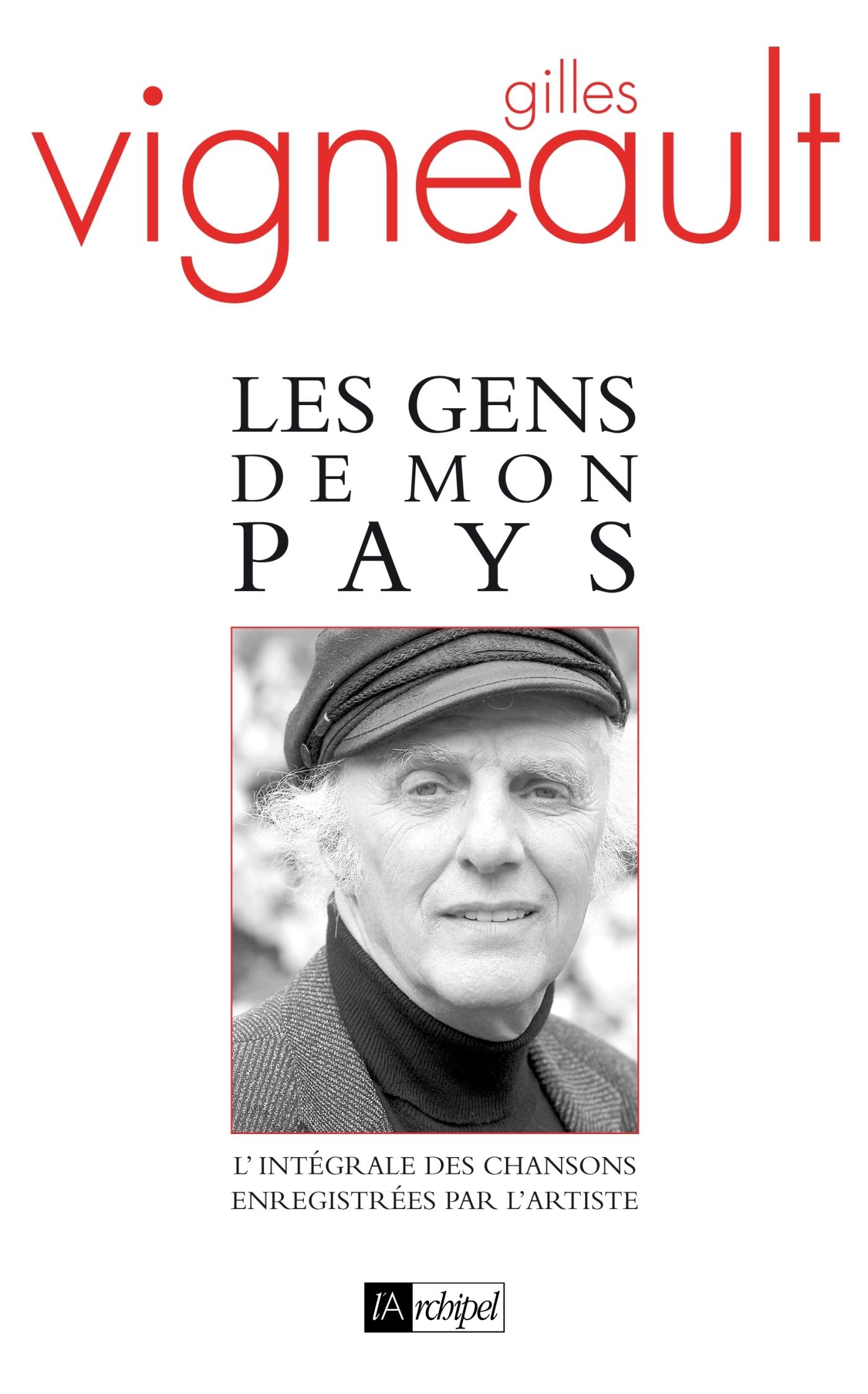 LES GENS DE MON PAYS