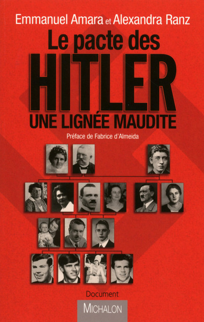 LE PACTE DES HITLER - UNE LIGNEE MAUDITE