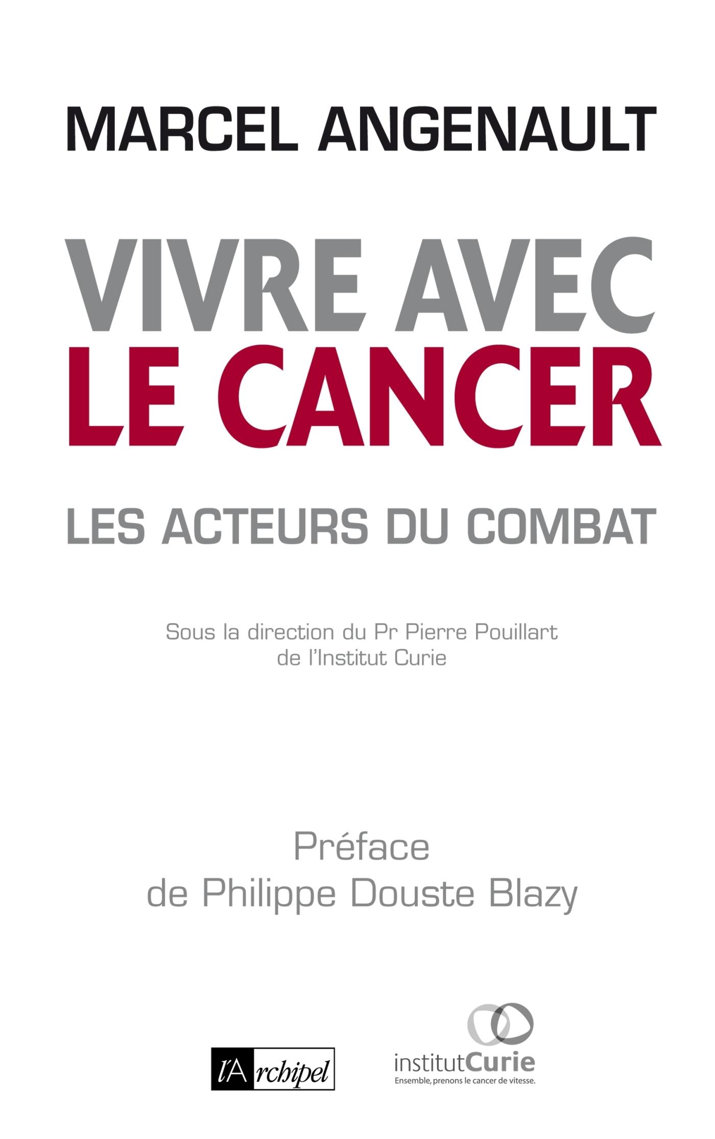 VIVRE AVEC LE CANCER