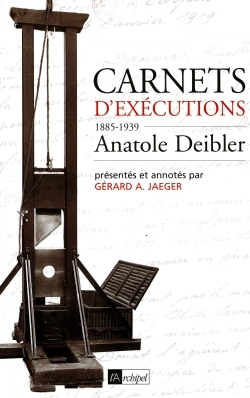 CARNETS D'EXECUTION 1885-1939