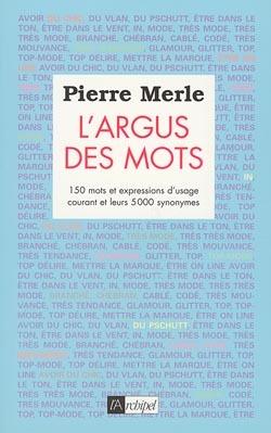 L'ARGUS DES MOTS