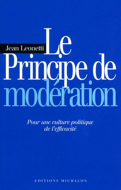 PRINCIPE DE MODERATION