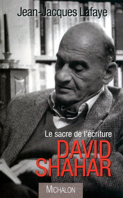 DAVID SHAHAR