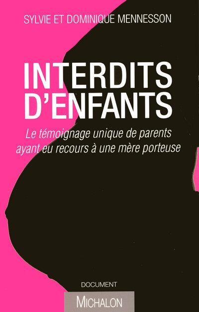 INTERDITS D ENFANTS