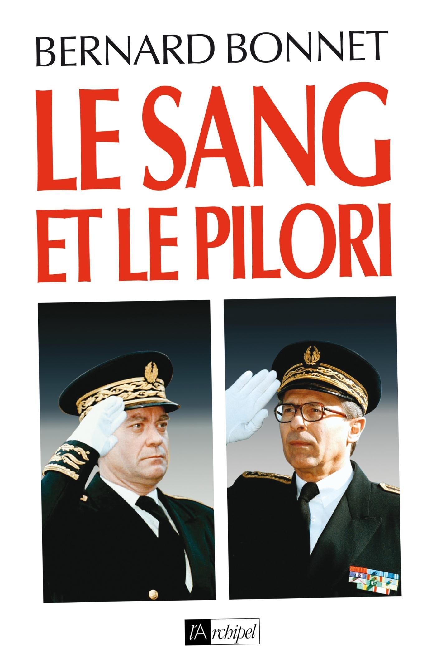 LE SANG ET LE PILORI