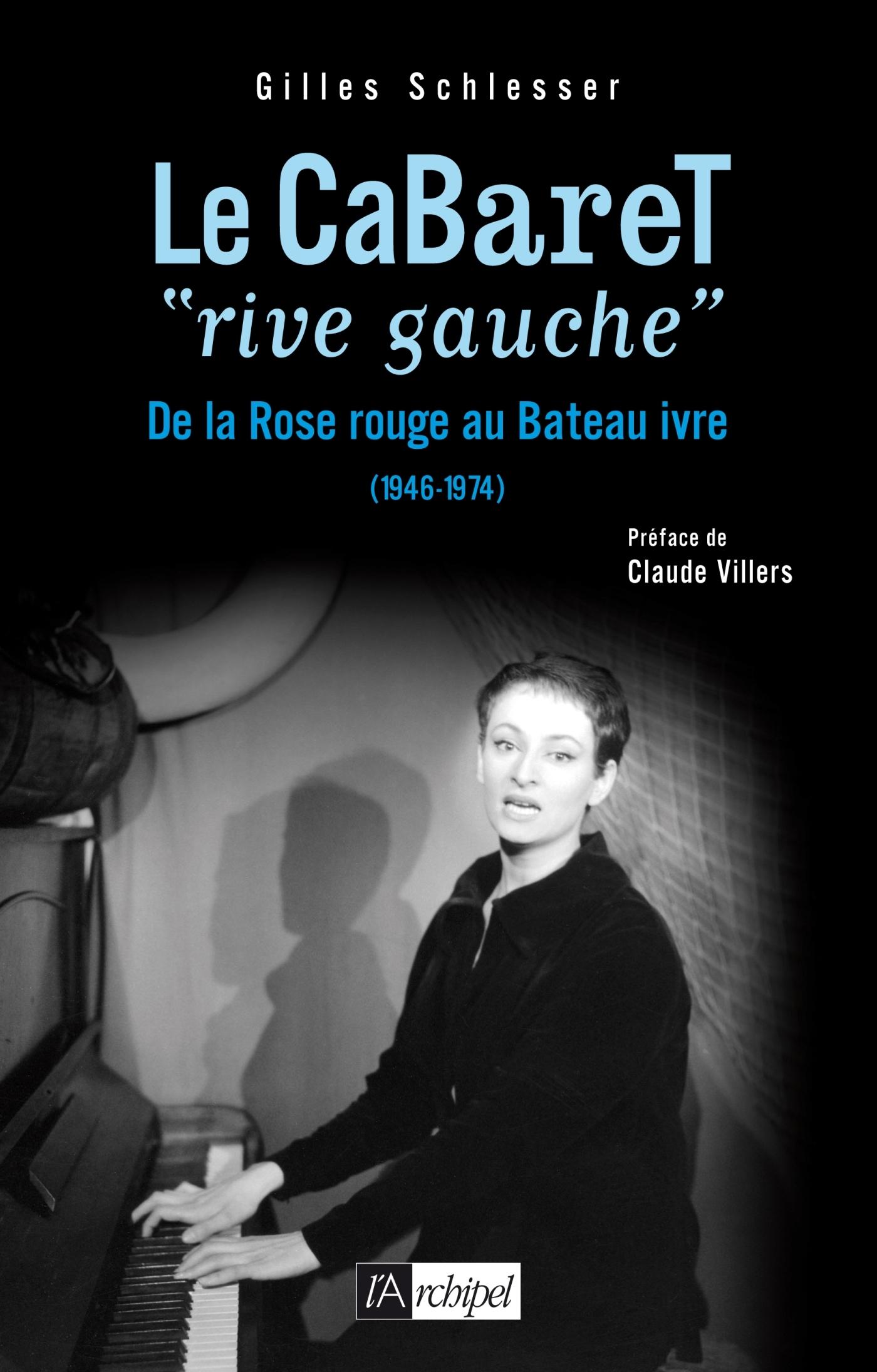 """LE CABARET """"RIVE GAUCHE"""""""