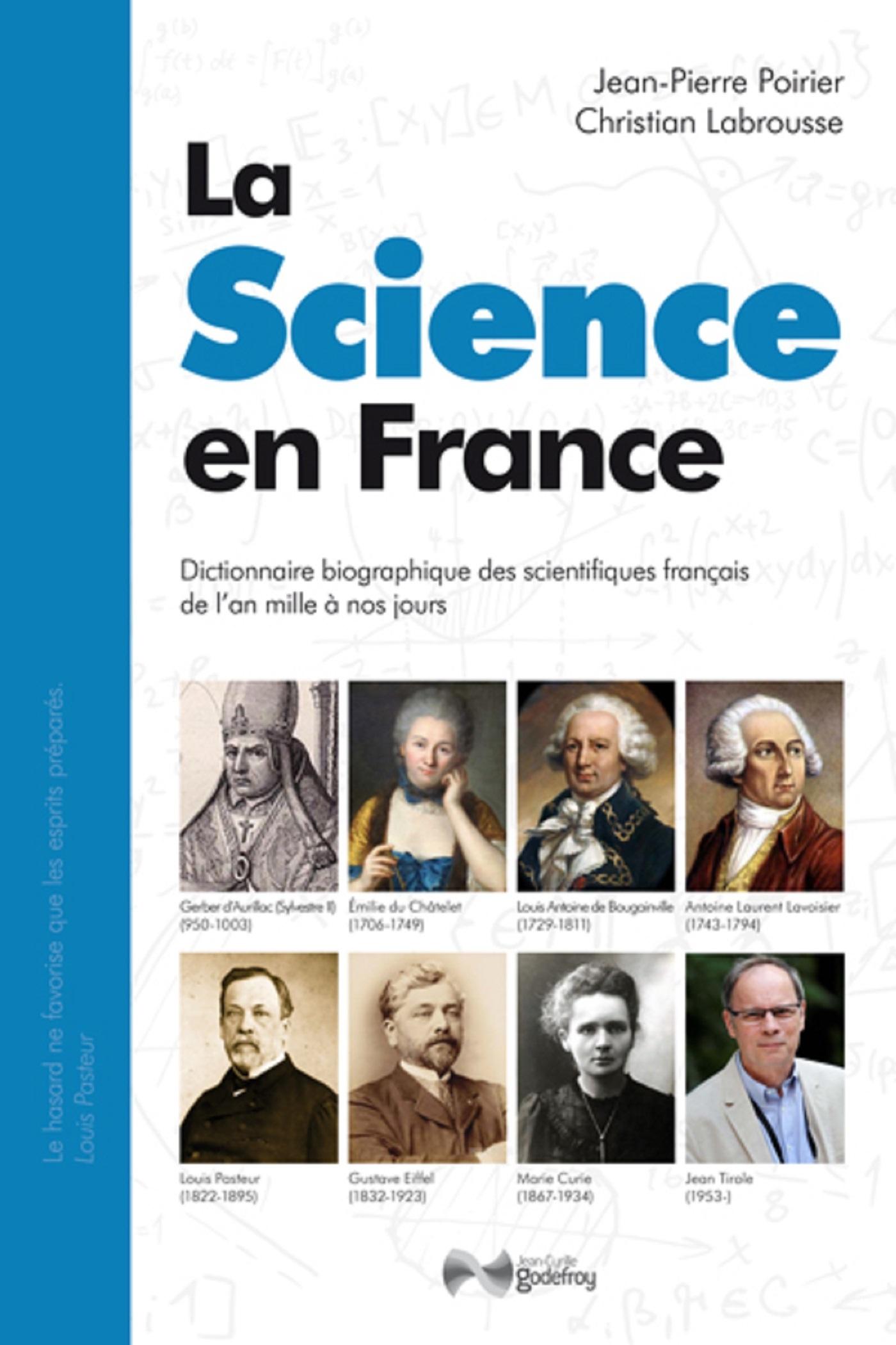 SCIENCE EN FRANCE (LA)