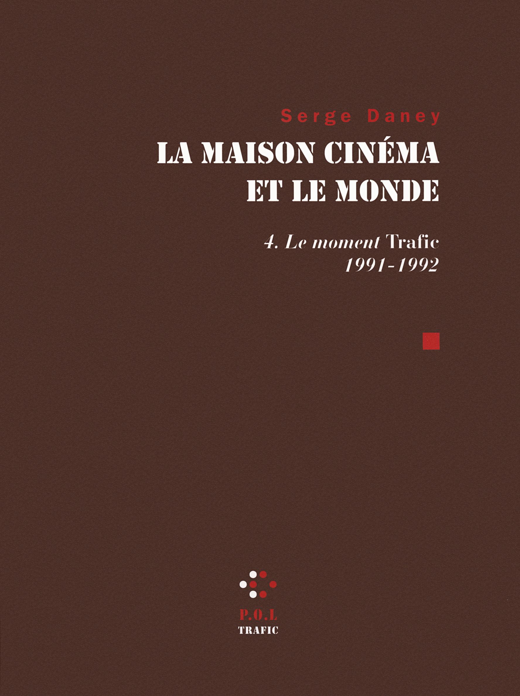 MAISON CINEMA ET LE MONDE T4