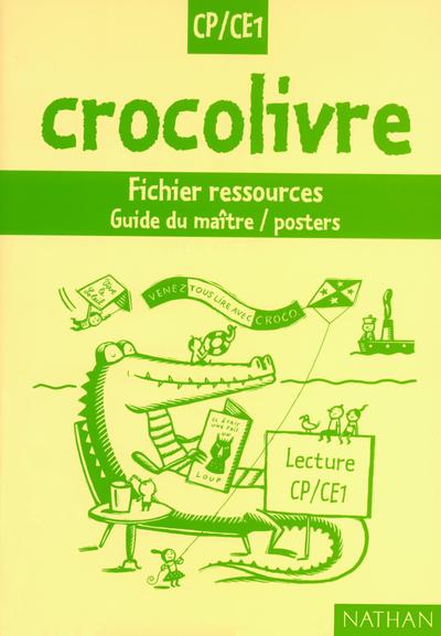 CROCOLIVRE CP/CE1 FICHIER PEDA