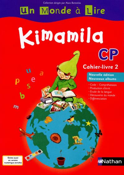 MONDE A LIRE KIMAMILA CP CL2
