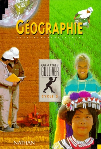 GEOGRAPHIE CYCLE 3 ELEVE