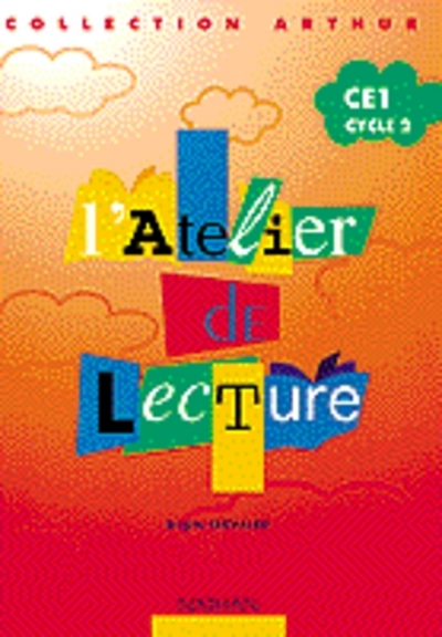 PACK 5EX ATELIER LECTURE CE1