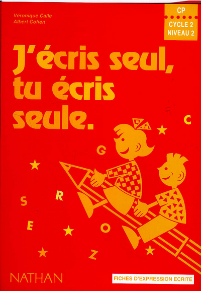 J ECRIS SEUL CP FICHIER ELEVE