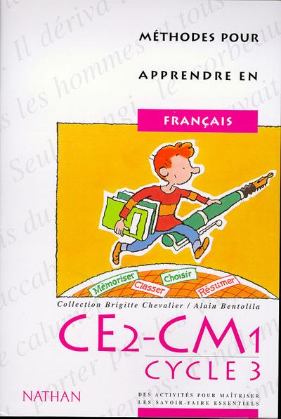 METH APPREND FRANC CE2/CM1 ELE