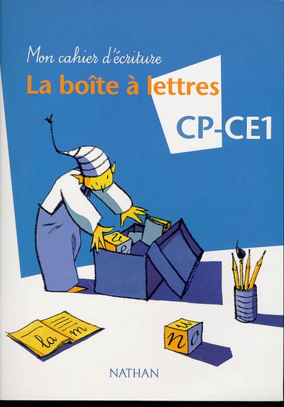 BOITE LETTRES CP/CE1 CAHIER 3