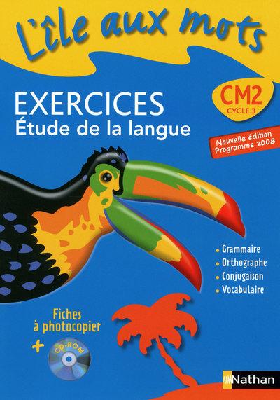 ILE AUX MOTS- FICHIER EX.+CD