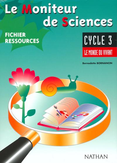 MONITEUR SCIENCES CYCLE 3 MAIT