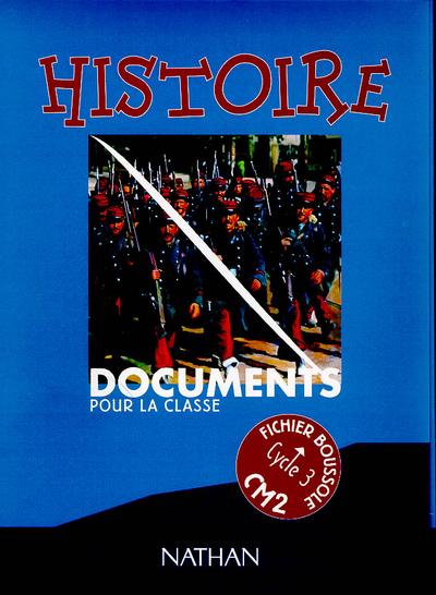 BOUSSOLE HISTOIRE CM2 MAITRE