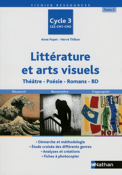 LITTERATURE ET ARTS VISUELS T2