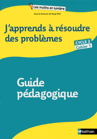 APPRENDS A RESOUDRE PROBLEMES