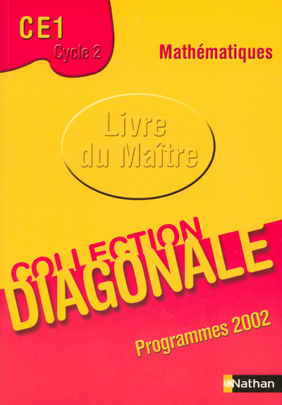 DIAGONALE MATHS CE1 MAITRE 05