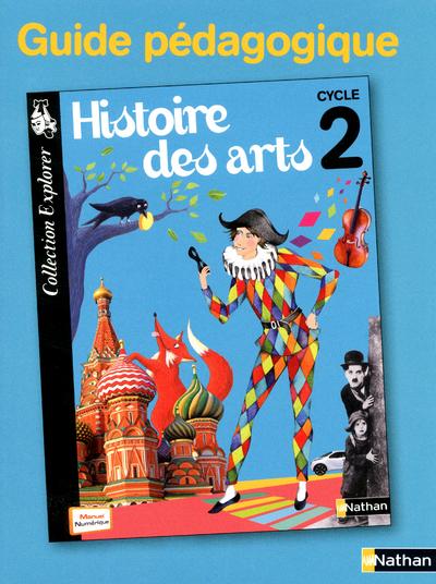 HISTOIRE DES ARTS GUIDE PEDA