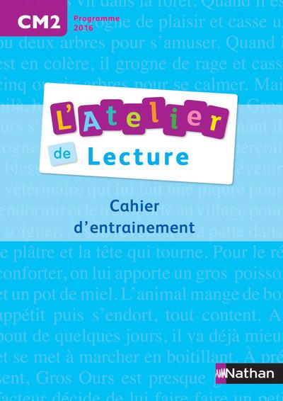 ATELIER LECTURE CM2 CAH ENT 12